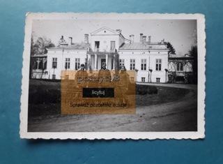 OJRZANÓW Р. ГРОДЗИСК Г. ЖАБЯ-ВОЛЯ - ДВОРЕЦ - IX 1939 доставка товаров из Польши и Allegro на русском