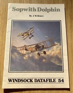 Sopwith Dolphin Windsock Datafile 54 доставка товаров из Польши и Allegro на русском