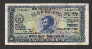ETIOPIA 2 TALARY 1933 доставка товаров из Польши и Allegro на русском