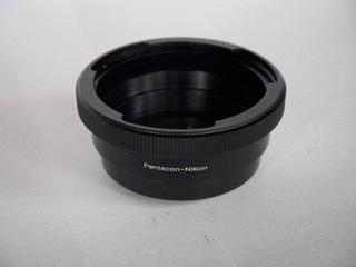 Adapter Pentacon Nikon доставка товаров из Польши и Allegro на русском