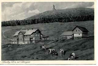 Schronisko na Śnieżniku ,1928 rok доставка товаров из Польши и Allegro на русском