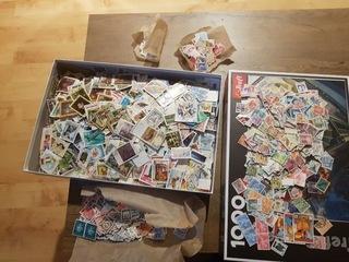 Почтовые марки Весь Мир 100шт. Без повторов! доставка товаров из Польши и Allegro на русском