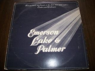 EMERSON LAKE & PALMER - WELCOME BACK ... / 3LP доставка товаров из Польши и Allegro на русском