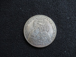 5 золотых Королева Короны Польской 1928 доставка товаров из Польши и Allegro на русском
