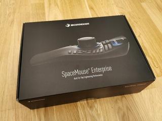 3DConnexion SpaceMouse Enterprise + ETUI доставка товаров из Польши и Allegro на русском