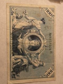100 marek 1908 rok  доставка товаров из Польши и Allegro на русском