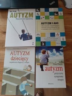 Autyzm - 4 książki - nowe доставка товаров из Польши и Allegro на русском