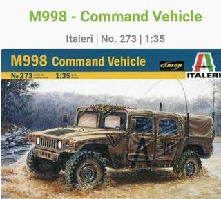 Hummer Humvee command Italeri доставка товаров из Польши и Allegro на русском