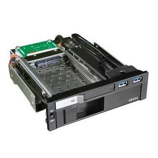AKASA kieszeń na dyski HDD/SSD 3,5' + 2,5' доставка товаров из Польши и Allegro на русском