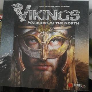 Vikings warriors of the north - настольная игра  доставка товаров из Польши и Allegro на русском