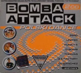 Бомба Attack - Польский Dance VOL 1 & VOL 2 (4 cd) доставка товаров из Польши и Allegro на русском
