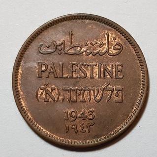 Палестина 1 Мил 1943  доставка товаров из Польши и Allegro на русском