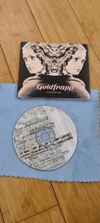GOLDFRAPP FELT MOUNTAIN CD Unikat доставка товаров из Польши и Allegro на русском