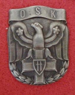 Знак OSK доставка товаров из Польши и Allegro на русском