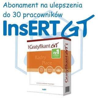 Abonament na ulepszenia InsERT Gratyfikant GT-Łódź доставка товаров из Польши и Allegro на русском