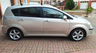 Toyota Corolla Verso 2,2 Diesel доставка товаров из Польши и Allegro на русском