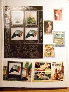 Коллекция Мир красивых и ожидающих марок классы 24 с  доставка товаров из Польши и Allegro на русском