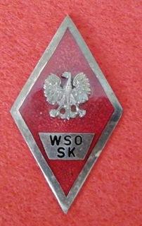 Знак WSOSK доставка товаров из Польши и Allegro на русском