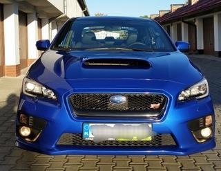 Subaru Impreza WRX STI model 2015 salon PL 1 właś  доставка товаров из Польши и Allegro на русском