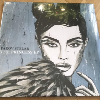Parov Stelar: EP Princess (2x VINYL)  доставка товаров из Польши и Allegro на русском