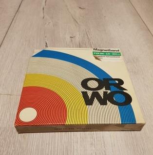 Taśma magnetofonowa orwo TYP 114 LH 350m доставка товаров из Польши и Allegro на русском