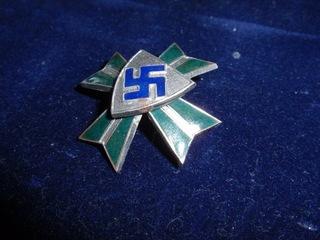 Орден Креста Третьего Рейха  доставка товаров из Польши и Allegro на русском
