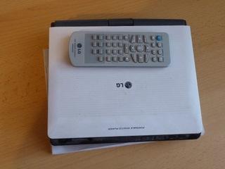 LG DP271 Переносной DVD-плеер доставка товаров из Польши и Allegro на русском