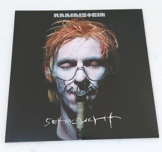 Rammstein - Sehnsucht 2xLP доставка товаров из Польши и Allegro на русском