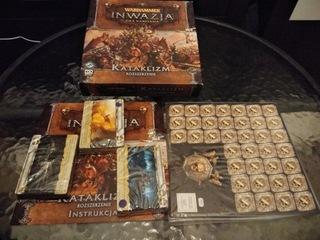 Warhammer Invasion Cataclysm UNIKAT  доставка товаров из Польши и Allegro на русском