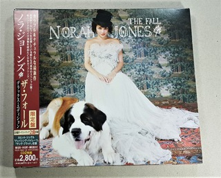Norah Jones - The Fall (wyd. japońskie deluxe) доставка товаров из Польши и Allegro на русском