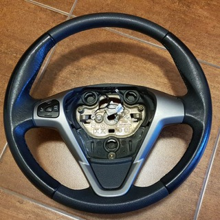Руль кожа Ford Fiesta MK7 доставка товаров из Польши и Allegro на русском