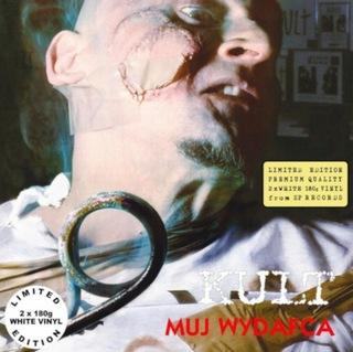 KULT ~ Muj Wydafca ~ 2 LP белый Kazik мой издатель  доставка товаров из Польши и Allegro на русском