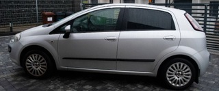 Fiat Punto Evo 1.4 доставка товаров из Польши и Allegro на русском
