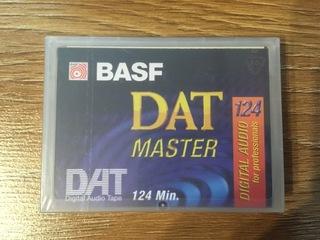 Promocja! Zestaw 10 kaset DAT BASF, 124 min, nowe! доставка товаров из Польши и Allegro на русском