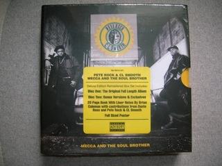 Pete Rock & Cl Smooth - Meccca and Th..2CD ПЛЕНКА доставка товаров из Польши и Allegro на русском