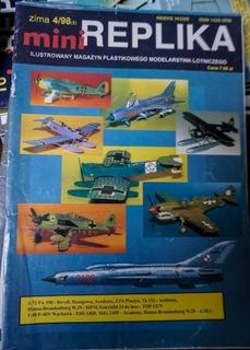 Mini Replika 4/1998 доставка товаров из Польши и Allegro на русском