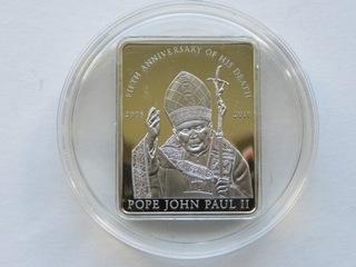 Palau - 1 $  2010,   Jan Paweł II доставка товаров из Польши и Allegro на русском