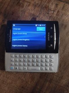 Sony Ericsson Xperia X10 mini Pro  доставка товаров из Польши и Allegro на русском