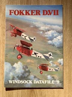 Fokker D.VII Windsock Datafile 9 доставка товаров из Польши и Allegro на русском