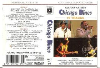 Chicago Blues - Various Artists 19 tracks доставка товаров из Польши и Allegro на русском
