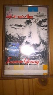 ALPHAVILLE - Forever Young, kaseta audio MC  доставка товаров из Польши и Allegro на русском
