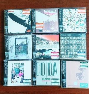 Kolekcja LED ZEPPELIN - cd japan доставка товаров из Польши и Allegro на русском