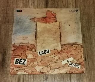 Bez Ladu A Skladu- Bez Ladu A Skladu LP1990 Czech доставка товаров из Польши и Allegro на русском