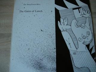 THE DEEP FREEZE MICE - THE GATES OF LUNCH - LP доставка товаров из Польши и Allegro на русском
