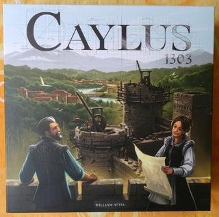Игра Caylus 1303 (польское издание), НОВИНКА!  доставка товаров из Польши и Allegro на русском