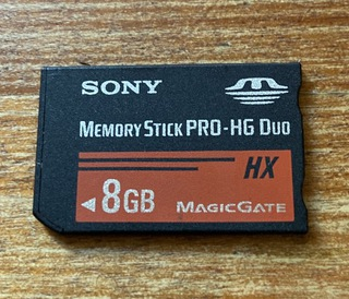 Memory Stick PRO-HG DUO 8GB HX (MS-HX8A) доставка товаров из Польши и Allegro на русском