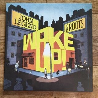 John Legend & The Roots - Wake Up! 2LP / 2010 og доставка товаров из Польши и Allegro на русском
