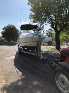 Jacht Motorowy / Motorówka Larson 5.0 V8 доставка товаров из Польши и Allegro на русском