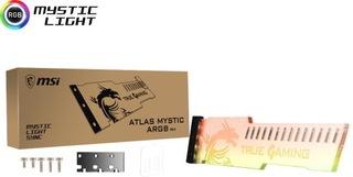 @ MSI Atlas Mystic ARGB Graphics CardHolder V2.0 @ доставка товаров из Польши и Allegro на русском
