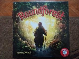 Roundforest (польское издание) настольная игра  доставка товаров из Польши и Allegro на русском